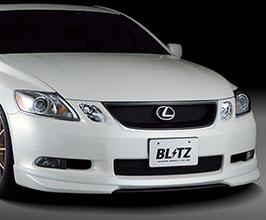 BLITZ Aero Speed R-Concept Front Half Spoiler (Urethane)