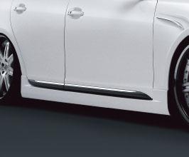 Forzato Aero Side Steps for Half Spoiler Type
