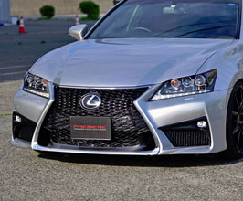 Espirit PREMIERE Front Bumper Conversion to 2016 F Sport for Lexus GS 4