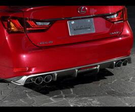 LEXON Exclusive Rear Under Diffuser (FRP)