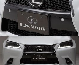 LX-MODE Front Grill Garnish (Carbon Fiber)