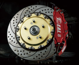 Ideal Easy Order Big Brake Kit - Front and Rear