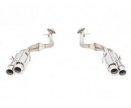 APEXi N1-X Evolution Extreme Axel-Back Exhaust System (Stainless)