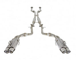 APEXi N1-X Evolution Extreme Resonated Cat-Back Exhaust System (Stainless)