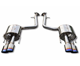 EXART iVSC Intelligent Valvetronic Sound Control Exhaust System (Stainless)