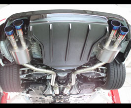 Lems Cat-Back Exhaust System (Titanium)