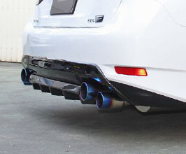 Lems Rear Under Diffuser (Dry Carbon Fiber)
