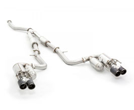 ARK GRiP Quad Catback Exhaust System with Slip-On Tips