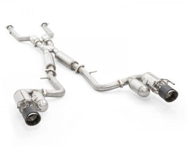 ARK GRiP Catback Exhaust System with Slip-On Tips
