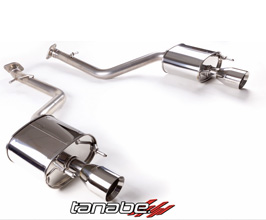 Tanabe Medalion Touring Dual Axel-Back Exhaust