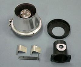 Gruppe M Super Cleaner Air Intake (Aluminum)