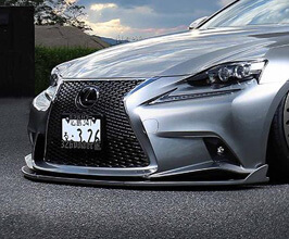 326 Power 3D Star Aero Front Lip
