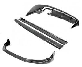 Seibon FP/TP/RF-style Under Spoiler Kit (Carbon Fiber)
