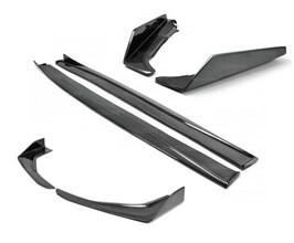 Seibon TP-style Diffuser Kit (Carbon Fiber)