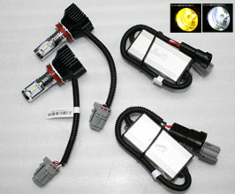 LX-MODE LED Fog Lamp Bulbs Kit