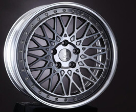 326 Power Yaba KING Mesh 2-Piece Wheels 5x114.3