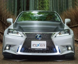 Fixer Kyoto Front Bumper Conversion to 2014 F Sport