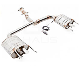 MUSA by GTHAUS GTC Valve Controlled Exhaust System (Stainless)