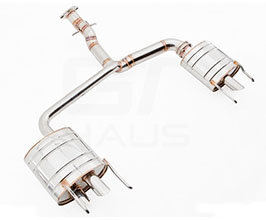 MUSA by GTHAUS GTS Exhaust System (Stainless)