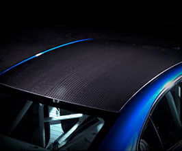 NOVEL Roof panel (Dry Carbon Fiber)