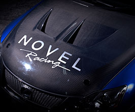 NOVEL Vented Hood Bonnet (Carbon Fiber)