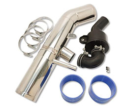 EXART Air Intake Stabilizer Pipe with Sound Generator (Stainless)