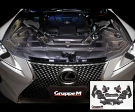 Gruppe M Ram Air Intake System (Carbon Fiber)