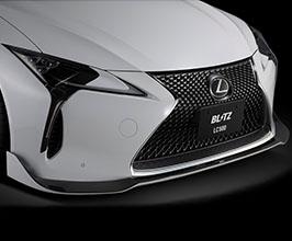 BLITZ Aero Speed R-Concept Front Lip Spoiler