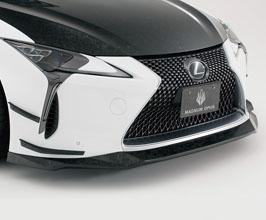 Varis Magnum Opus Aero Front Lip Spoiler (Forged Carbon)