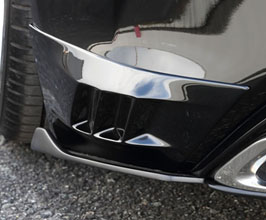 VLENE X10-Sports Crow Aero Rear Side Spoilers with Under Spoilers (FRP)