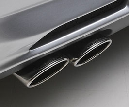 Black Pearl Complete Jewelry Line Black Series Exclusive Quad Exhaust System (Stainless)
