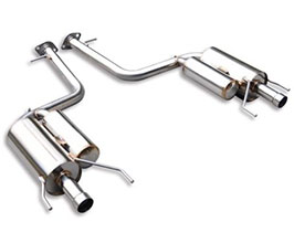 EXART One Series Muffler Exhaust System (Stainless)