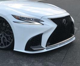 LEXON Exclusive Front Lip Spoiler (FRP) for Lexus LS 5