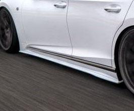 LEXON Exclusive Side Splitters (FRP) for Lexus LS 5
