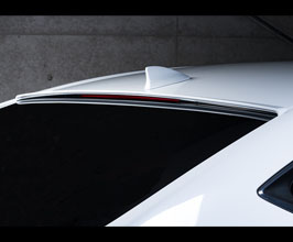 Mz Speed Prussian Blue Roof Spoiler