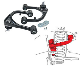SPC Adjustable Camber Upper Control Arms - Front