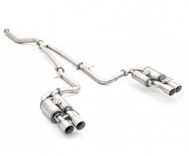 ARK GRiP Catback Exhaust System without Resonators