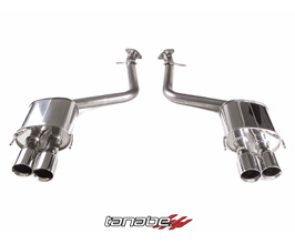 Tanabe Medalion Touring Quad Axel-Back Exhaust