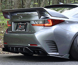 326 Power 3D Star Aero Rear Diffuser and Rear Side Spoilers