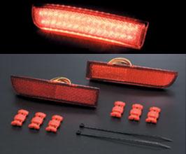 Valenti LED Rear Bumper Reflector