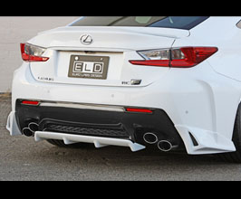 C-West Rear Side Under Spoilers and Diffuser