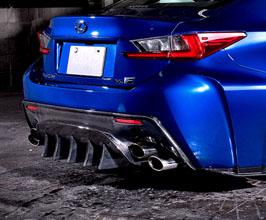 NOVEL Aerodynamic Rear Diffuser