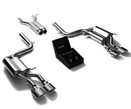 ARMYTRIX Valvetronic Catback Exhaust System (Stainless) for Mercedes C-Class C204
