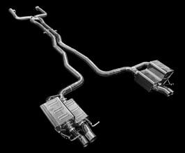 iPE Exhaust Valvetronic Catback Exhaust System (Titanium) for Mercedes C-Class C205