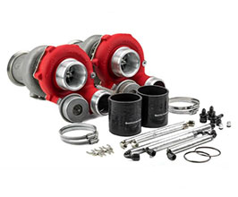 Weistec W.4 Turbo Upgrade for Mercedes C-Class C205