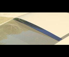 MANSORY Aero Rear Roof Spoiler (Carbon Fiber) for Mercedes C-Class C205