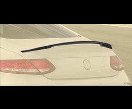 MANSORY Aero Rear Deck Lid Spoiler (Carbon Fiber) for Mercedes C-Class C205