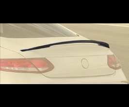 MANSORY Aero Rear Deck Lid Spoiler (Carbon Fiber) for Mercedes C-Class C205