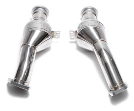 ARMYTRIX Sport 200 CPSI Catalytic Converter Pipe (Stainless) for Mercedes C-Class W205