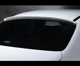 Mz Speed Prussian Blue Aero Rear Roof Spoiler for Mercedes C-Class W205
